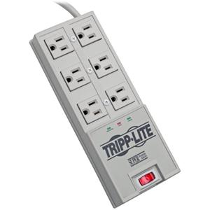 Tripp Lite Surge Protector Power Strip 6 Outlet 6' Cord 2420 Joules Auto Shut Off