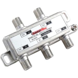 Linear PRO Access 2514 DC & IR Passing 4-way Splitter/Combiner