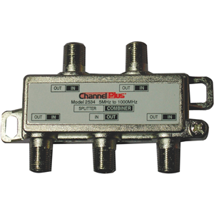 Linear PRO Access 2534 4-way Splitter/Combiner