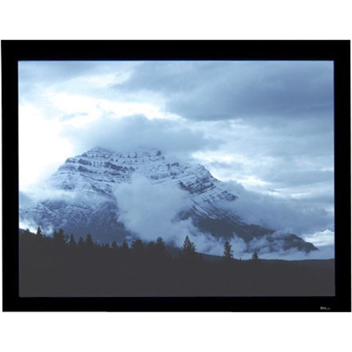 """Draper Onyx 133"""" Fixed Frame Projection Screen"""