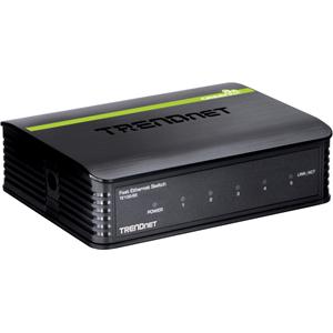 TRENDnet TE100-S5 5-port Fast Ethernet Switch