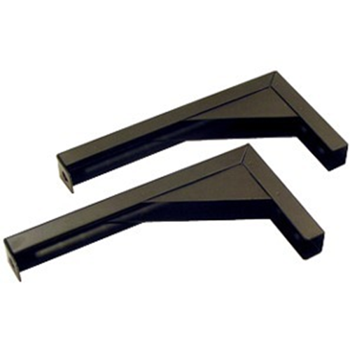 """Elite Screens 12"""" Wall and Ceiling Hanging L-Brackets"""