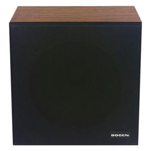 Bogen WBS8T725V Wall Mountable Speaker - 4 W RMS - Black