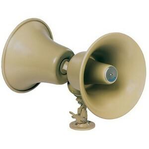 Bogen BDT30A -Bi-Directional Reentrant Horn Loudspeaker