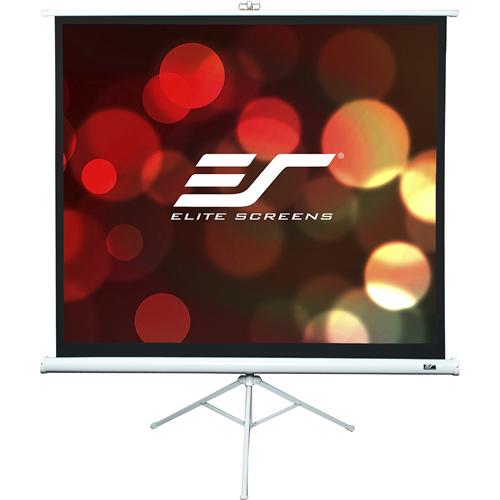 "Elite Screens Tripod T71NWS1 71"" Projection Screen"