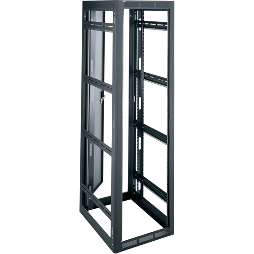 Middle Atlantic Products Gangable Rack With Rear Door