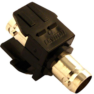 Leviton QuickPort BNC Adapter