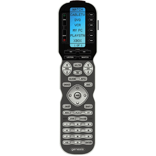 URC Genesis MX-900i Universal Remote Control