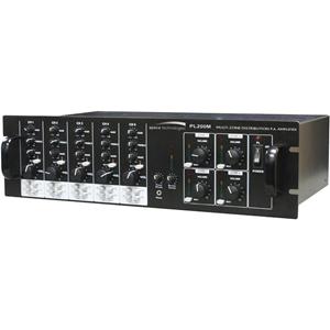 Speco PL200M Amplifier - 160 W RMS