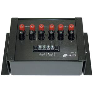 Voltage Triggered Spkr Level A-B Switch