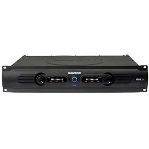 Samson SA600 Power Amplifier