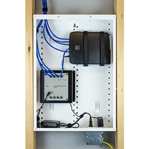 """Legrand-On-Q 20"""" Enclosure with Screw-On Cover"""