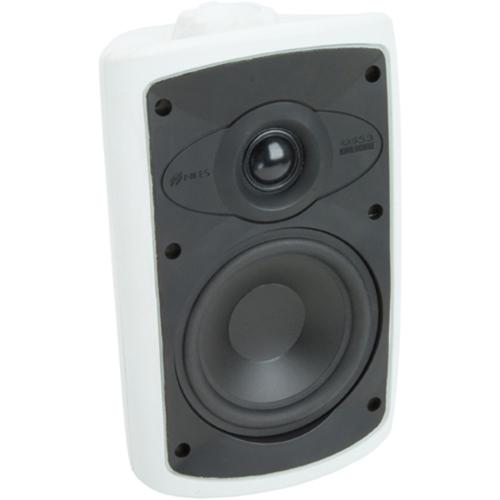 Niles OS5.3 2-way Speaker - 100 W RMS - White