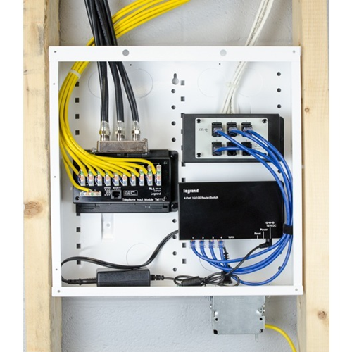 """Legrand-On-Q 14"""" Enclosure with Screw-On Cover"""