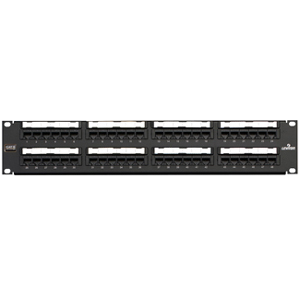 Leviton eXtreme 48 Port Cat6 Network Patch Panel