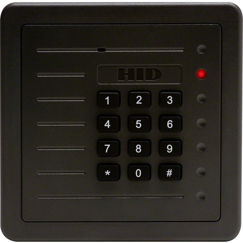 HID ProxPro 5355A Card Reader/Keypad Access Device