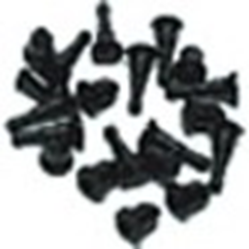 Linear PRO Access Replacement Snap Locks (10-pack)