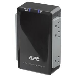 APC P6V 6-Outlets Surge Suppressor