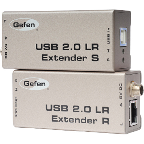 Gefen EXT-USB2.0-LR USB Extender