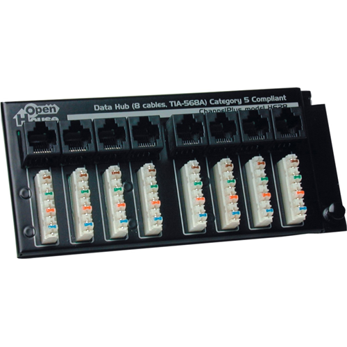 Linear PRO Access H628 Network Patch Panel