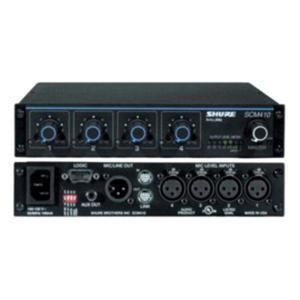 Shure SCM410 Automatic Mixer