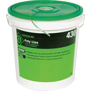 Greenlee Poly Line 430 Fish Tape
