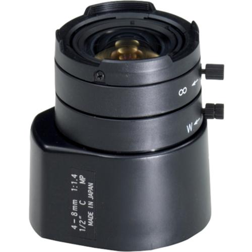 StarDot LEN-MV48AI - 4 mm to 48 mm - f/1.4 - Zoom Lens for C-mount