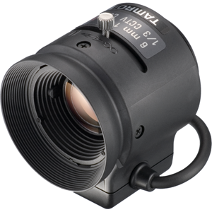 Tamron 13FG06IR-SQ DC Iris Fixed Focus Lens