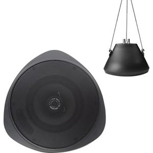Speco SP30PTB 2-way Speaker - 30 W RMS - Black