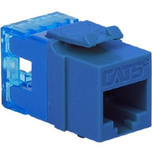 ICC CAT 5e, HD, Modular Connector, Blue