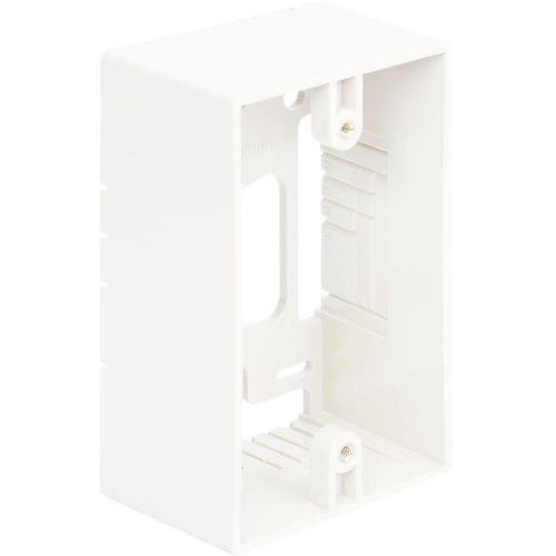 ICC IC107MRSWH Single Gang Mounting Box