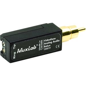 MuxLab Analog Audio Balun