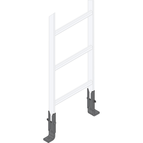 Middle Atlantic CLH-RES Mounting Bracket