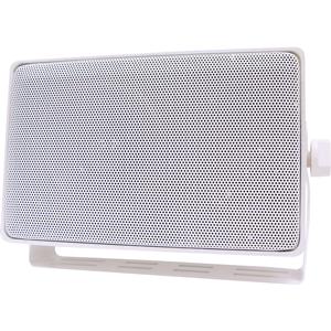 Speco DMS3TSW 3-way Speaker - 30 W RMS - White