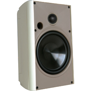 Proficient Audio AW400 2-way Speaker - 100 W RMS - White
