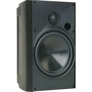 Proficient Audio AW650 2-way Speaker - 150 W RMS - Black