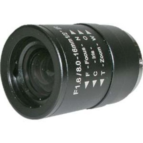Arecont Vision MPL8-16 - 8 mm to 16 mm - f/1.6 Lens