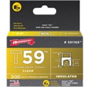 Arrow T59 Fasteners