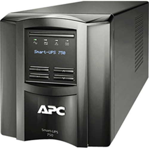 APC by Schneider Electric Smart-UPS SMT750I 750 VA Tower UPS