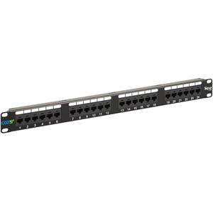 ICC ICMPP0245E 24-port Cat. 5e Network Patch Panel