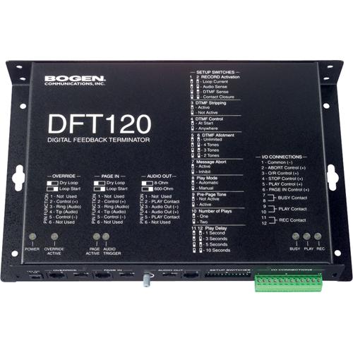 Bogen DFT120 Digital Feedback Terminator