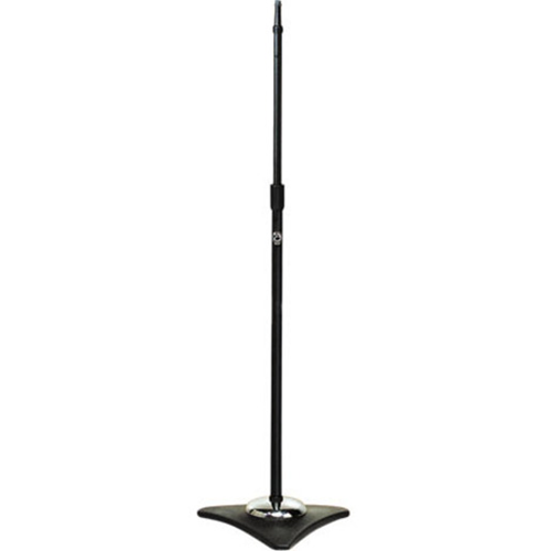 Atlas Sound Professional Mic Stand with Air Suspension Ebony