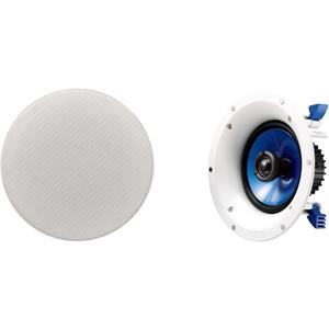 Yamaha NS-IC600 2-way Speaker - 110 W RMS - White