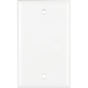 DataComm 21-0022 Mid Size Blank Faceplate