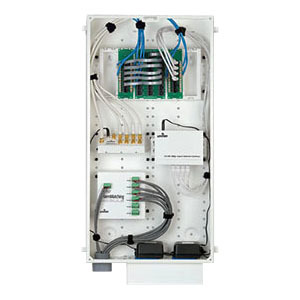 Leviton Structured Media 47605-28N Structured Wiring Enclosure