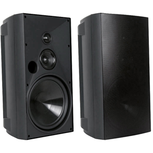 Proficient Audio AW830 3-way Speaker - 175 W RMS - Black
