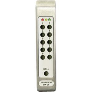Securitron DK-26SS Digital Keypad