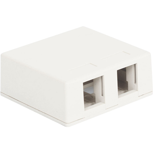 ICC IC107SB2WH Surface Mounting Box