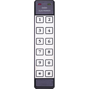 Essex Electronics KTP-102-SN Keypad Access Device