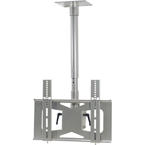 VMP LCD-MID-C Ceiling Mount for Flat Panel Display - Silver